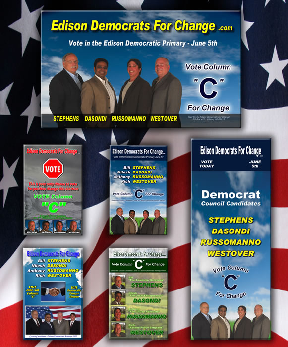 Edison Council Election 2007