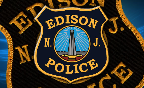 Edison Police Patch