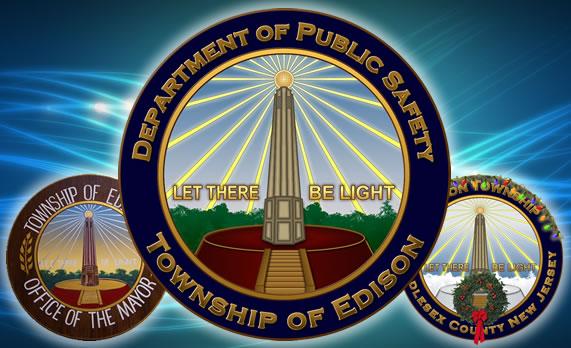 Edison Township Seal