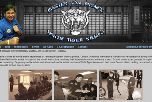 Tom Bryan Karate